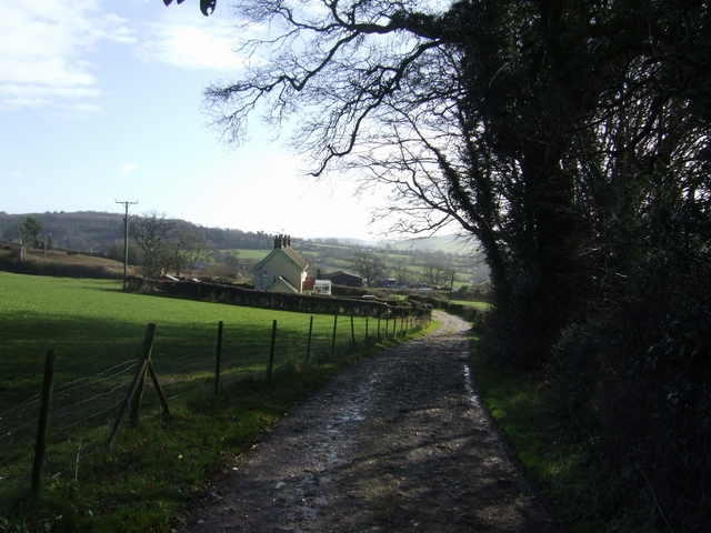 Monarch's Way - geograph.org.uk - 709250