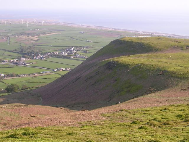 Moorgill route up Black Combe - geograph.org.uk - 168465