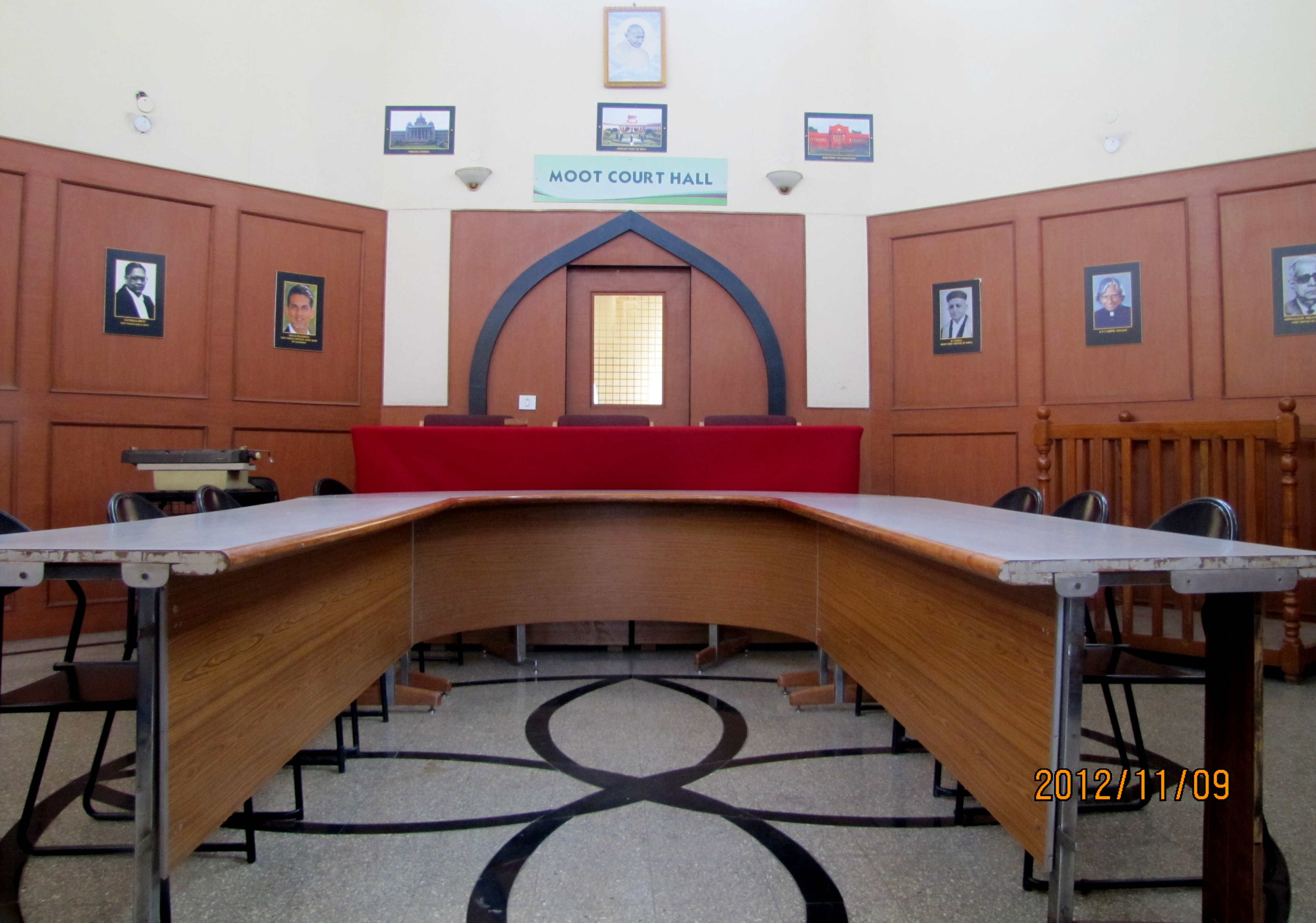 Moot Court Hall, Al-Ameen College of Law