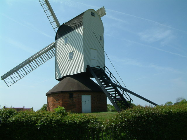 Mountnessing Windmill on External Engine