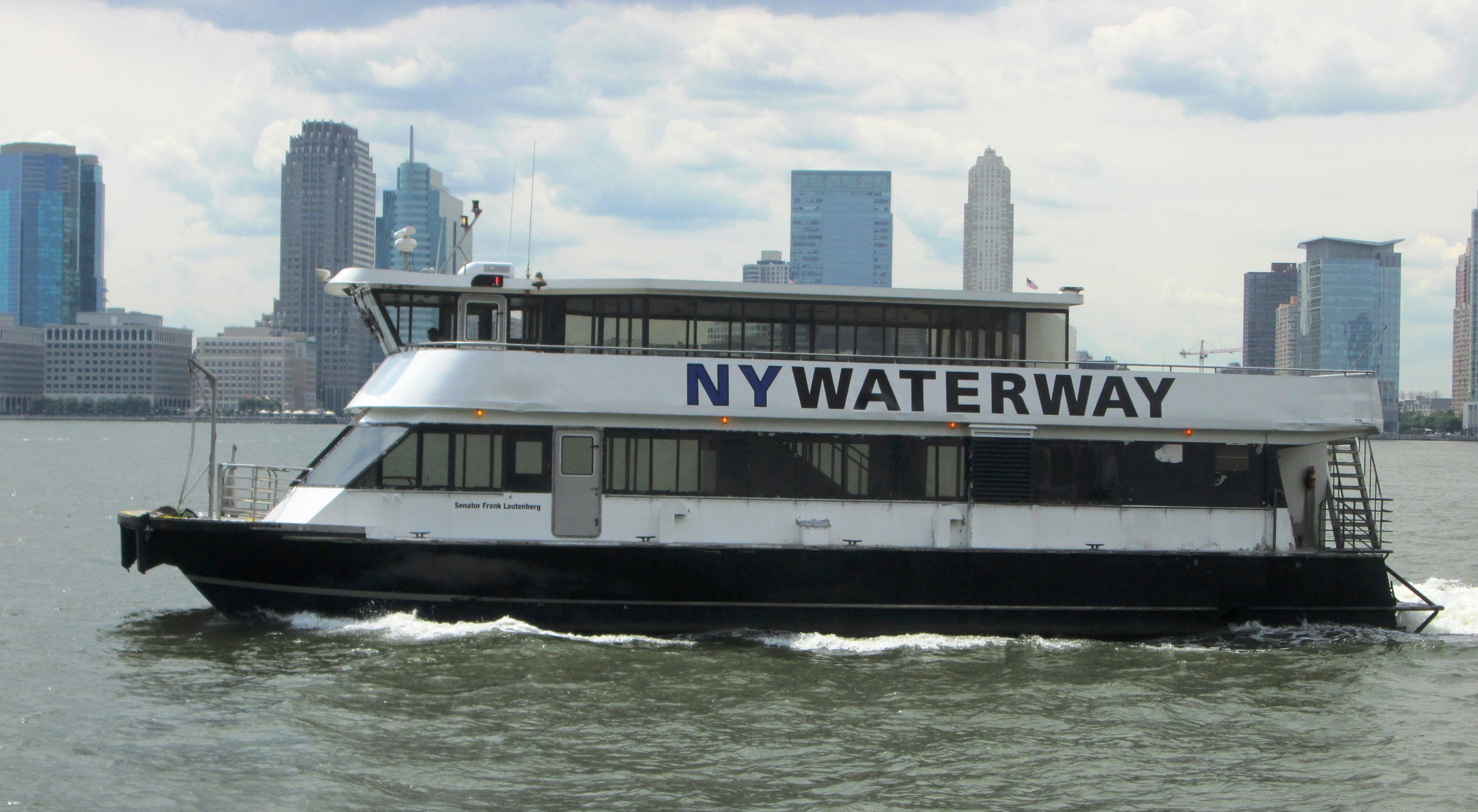 Shuttle Bus Schedule for Greenpoint ferry landing