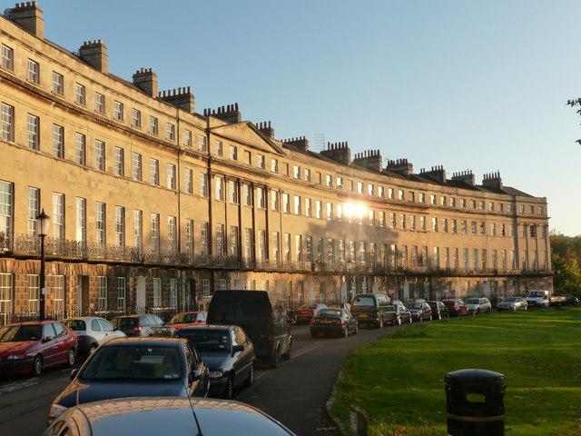 Norfolk Crescent, Bath