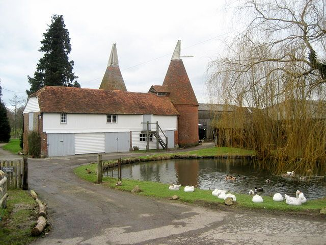 Oast house - Wikipedia