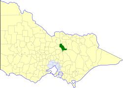 Shire of Euroa Local government area in Victoria, Australia
