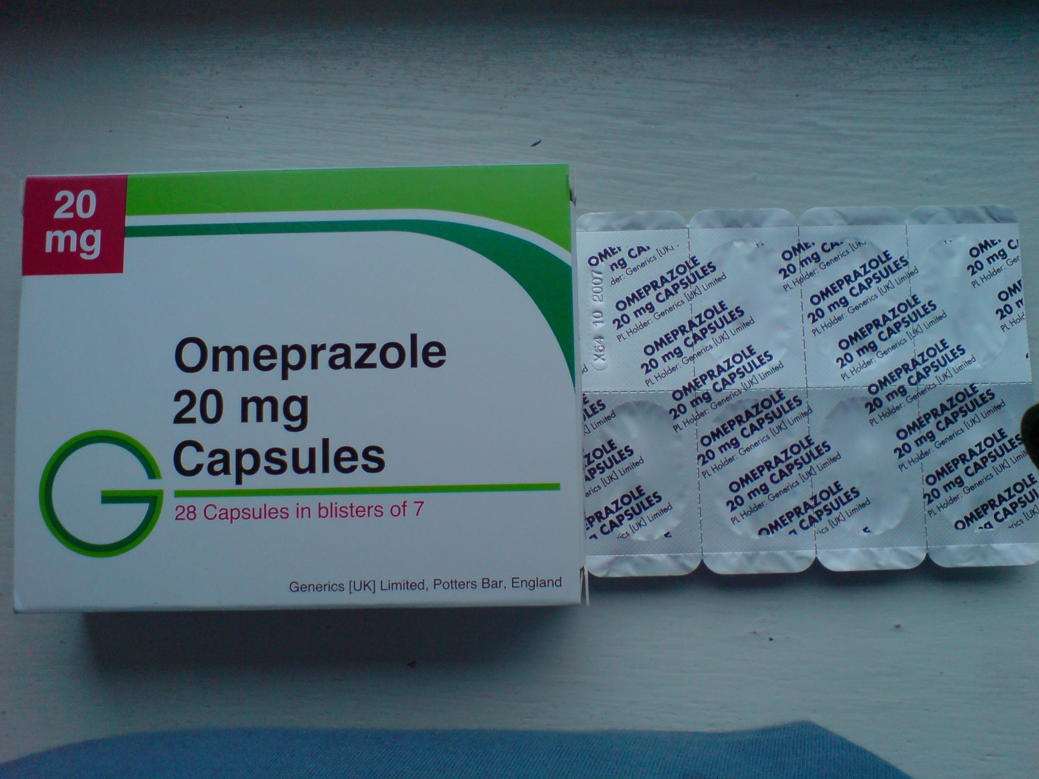 Omeprazole20mg