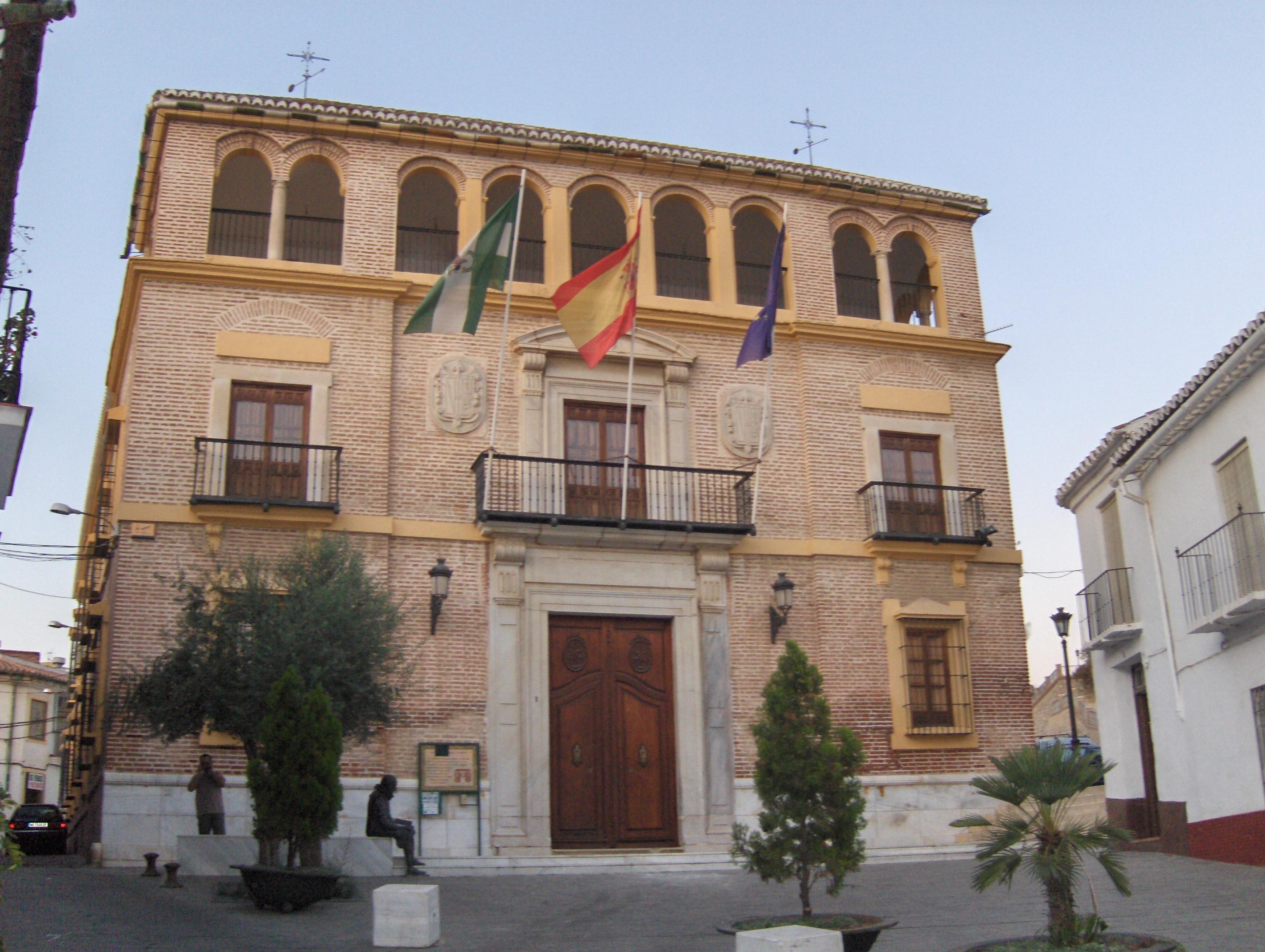Archivo palacio de wikipedia la enciclopedia for Oficina de empleo velez malaga