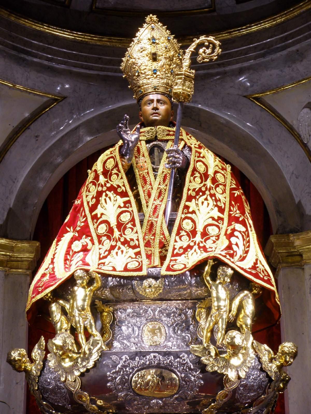 File:Pamplona - Iglesia de San Lorenzo, Capilla de San Fermín 4.JPG -  Wikimedia Commons