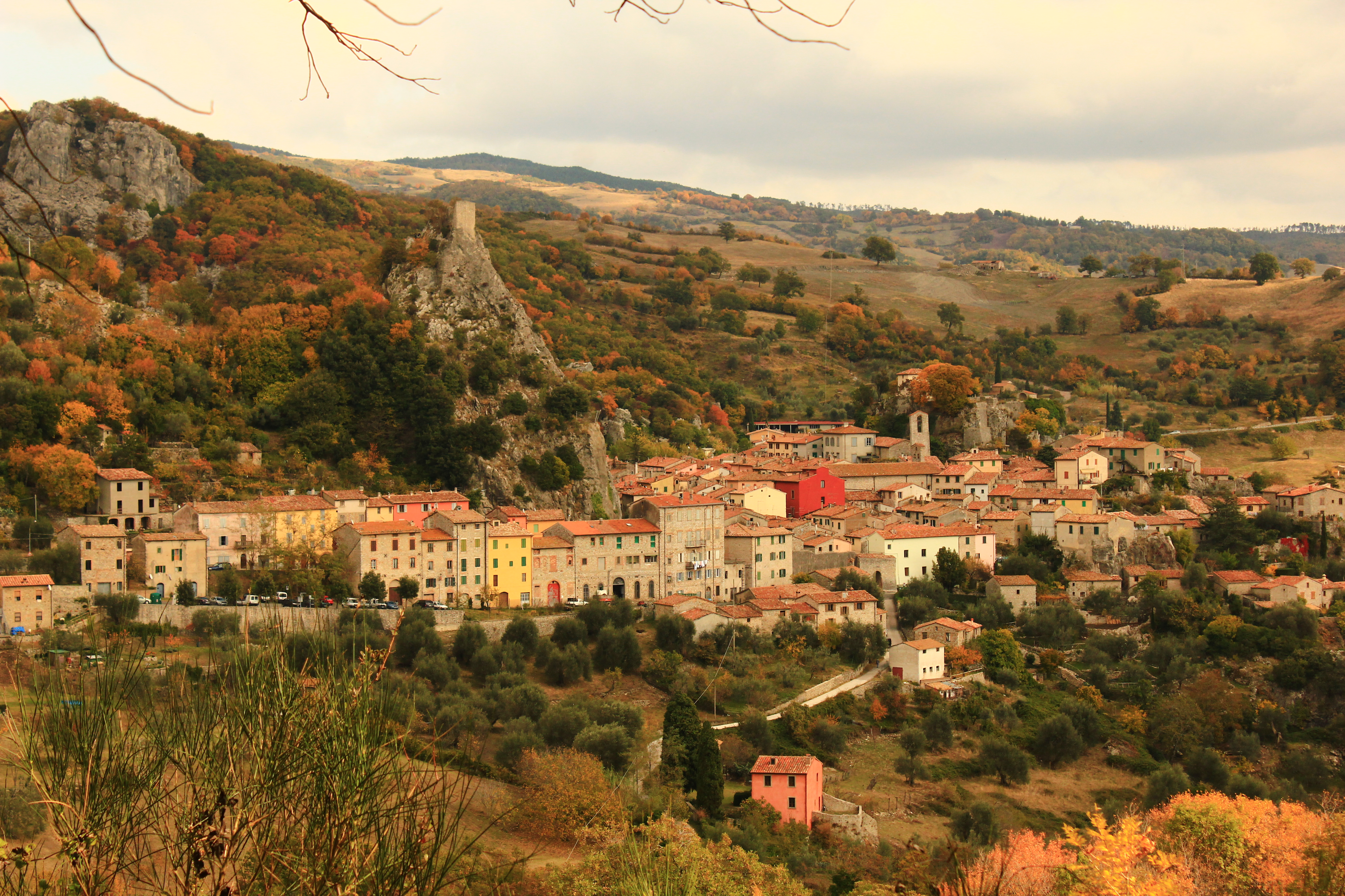 Panorama di Roccalbegna.JPG