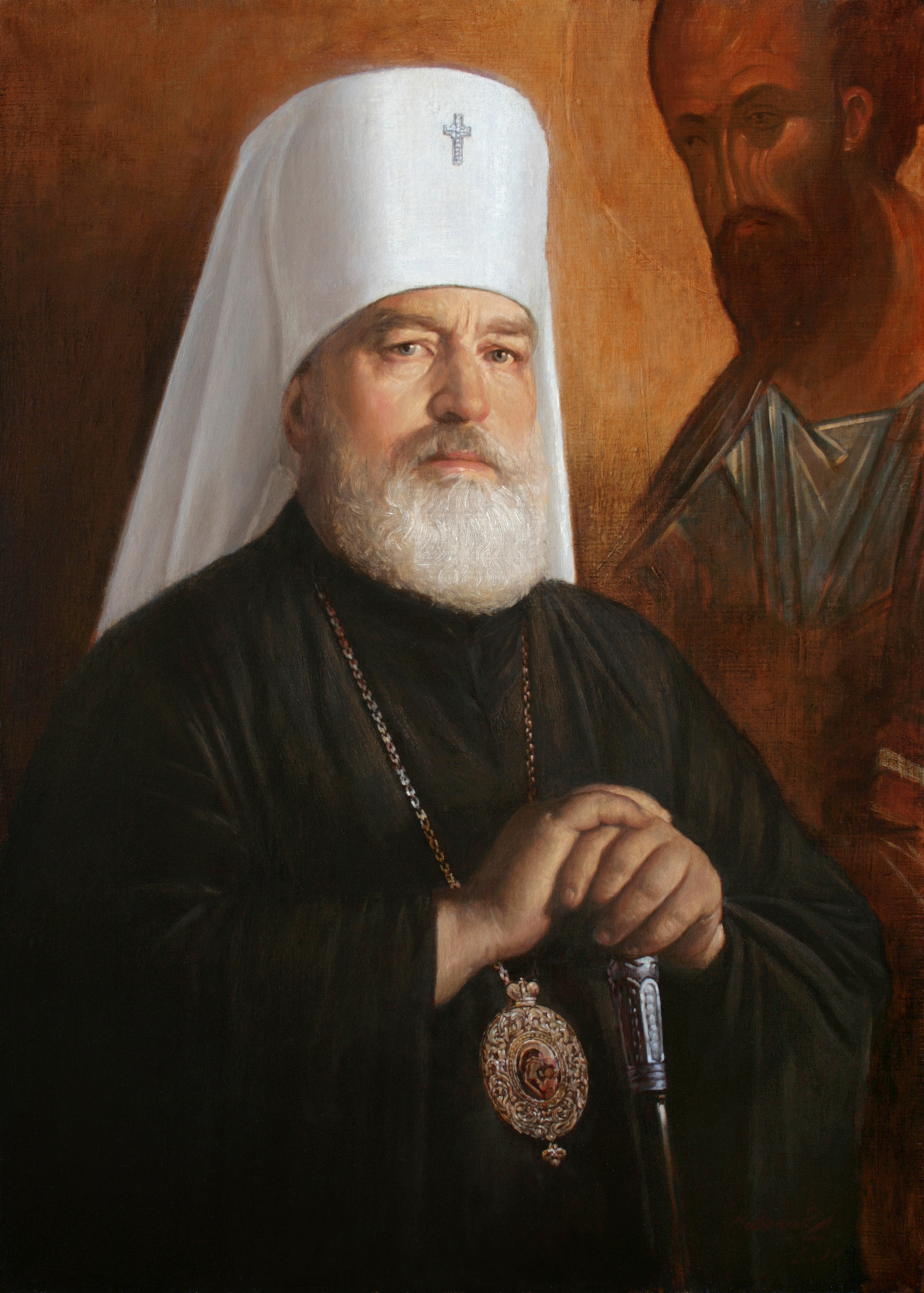 Paul. The Metropolitan of Ryazan and Mikhailovsky. A.N. Mironov.jpg