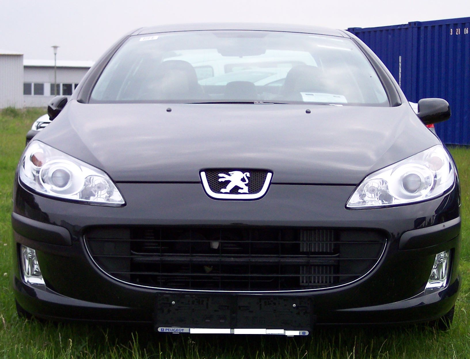 Peugeot 407 SW 1.8 (2005)