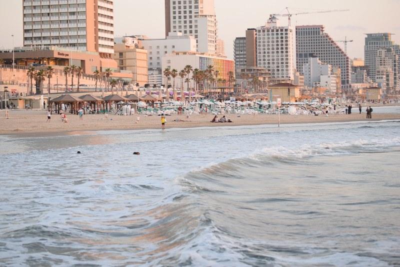 חוף גורדון, תל אביב