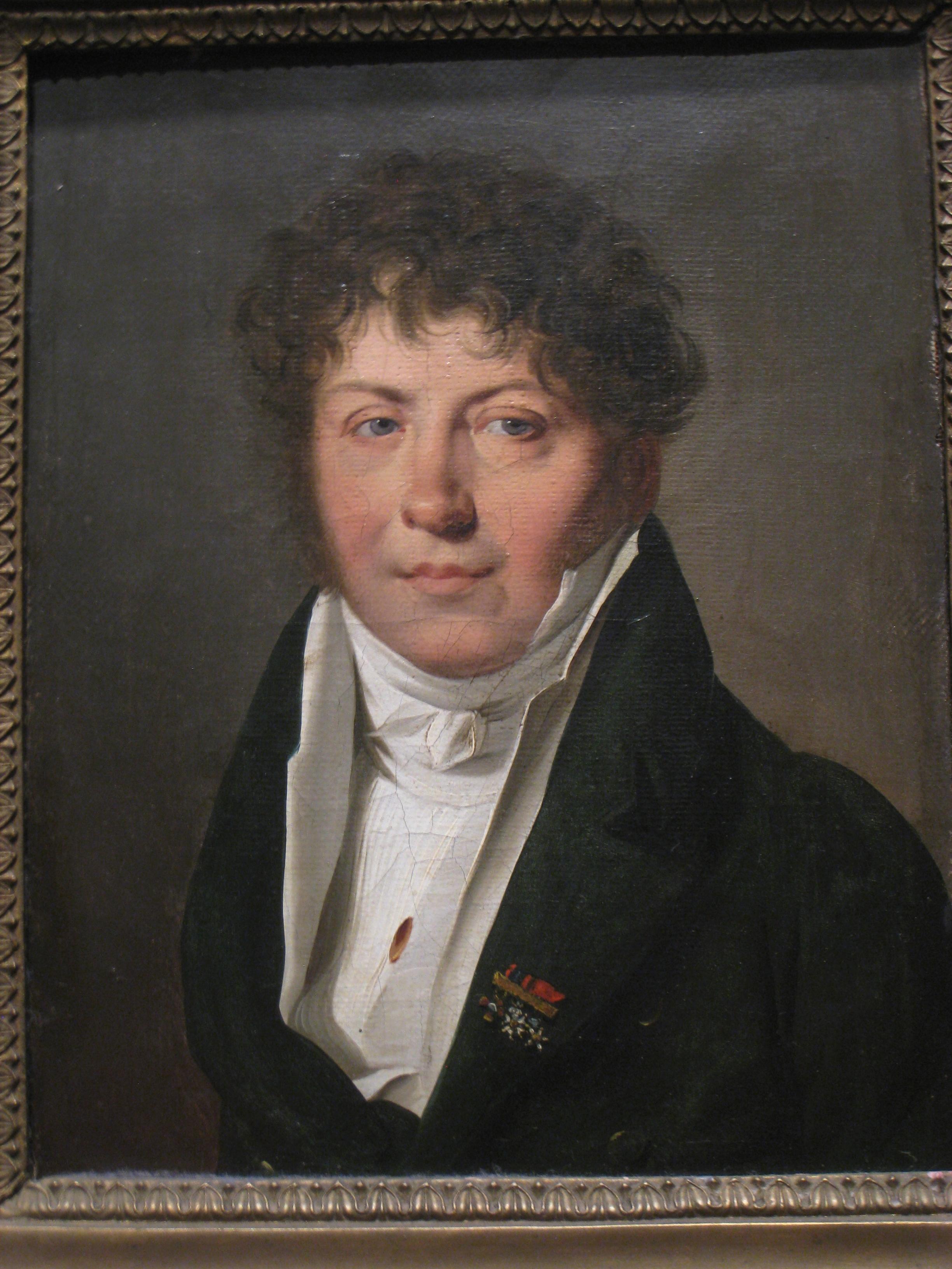 File:Portrait of a Man, by Louis-Léopold Boilly.jpg ...