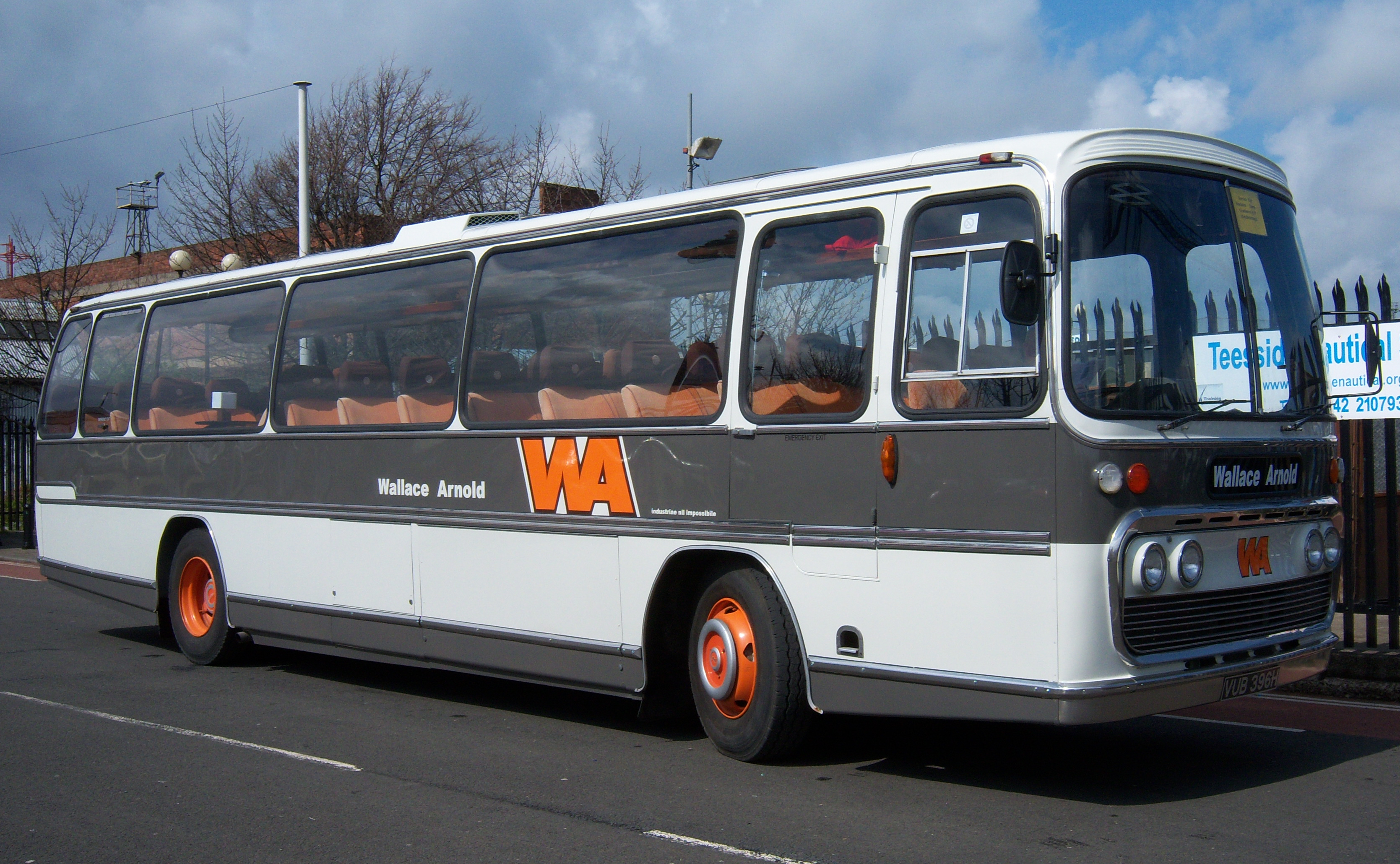 Wallace Arnold Coach Tours