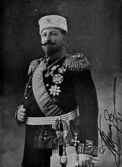 File Prince Ferdinand of Bulgaria  W Le Queux  jpg - Wikimedia Commons