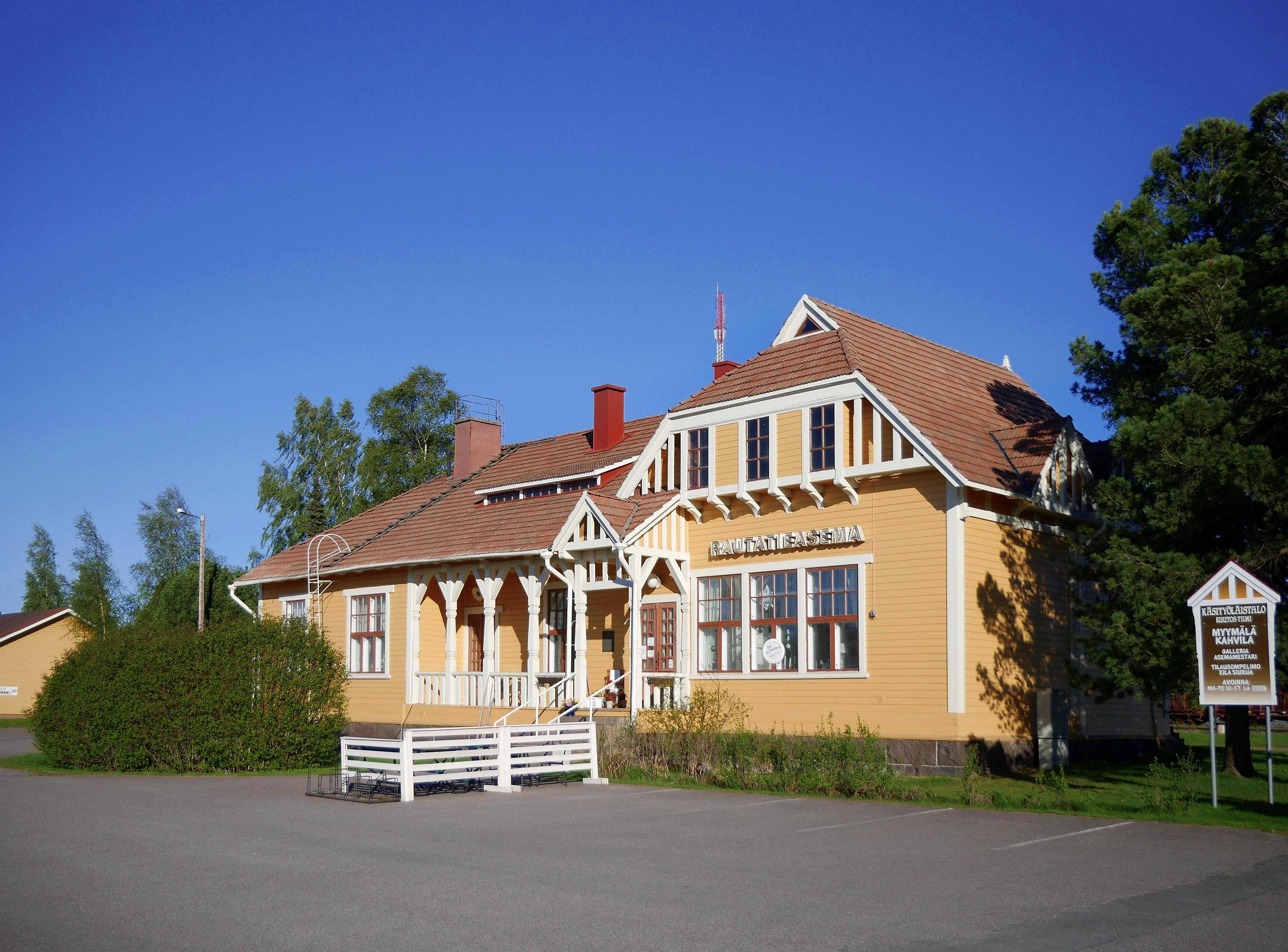 Raahe railway station 20180528.jpg