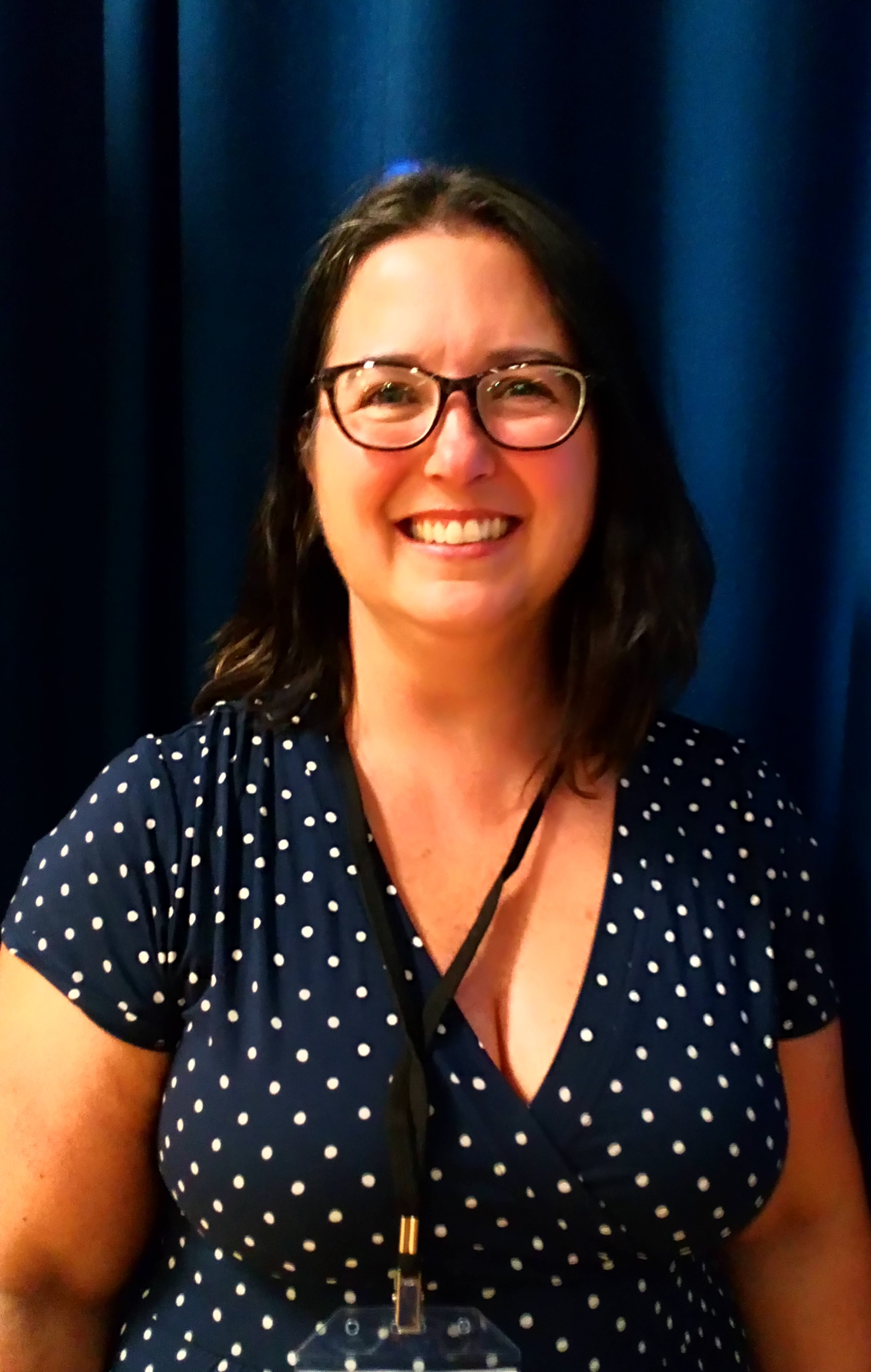 Rebecca Futo Kennedy at the [[International Federation of Associations of Classical Studies|FIEC]]/[[Classical Association]] Conference, July 2019