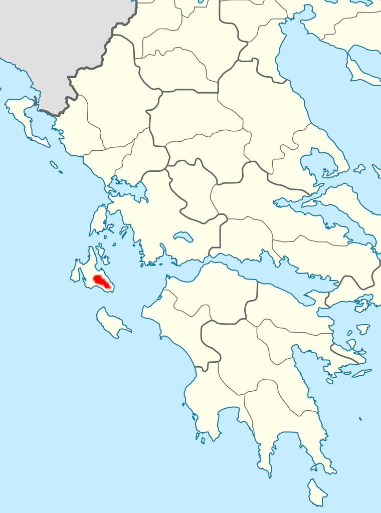 Robola Wine Region