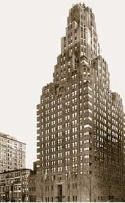 Музей Рериха (1929—1938), 310 Riverside Drive, New York