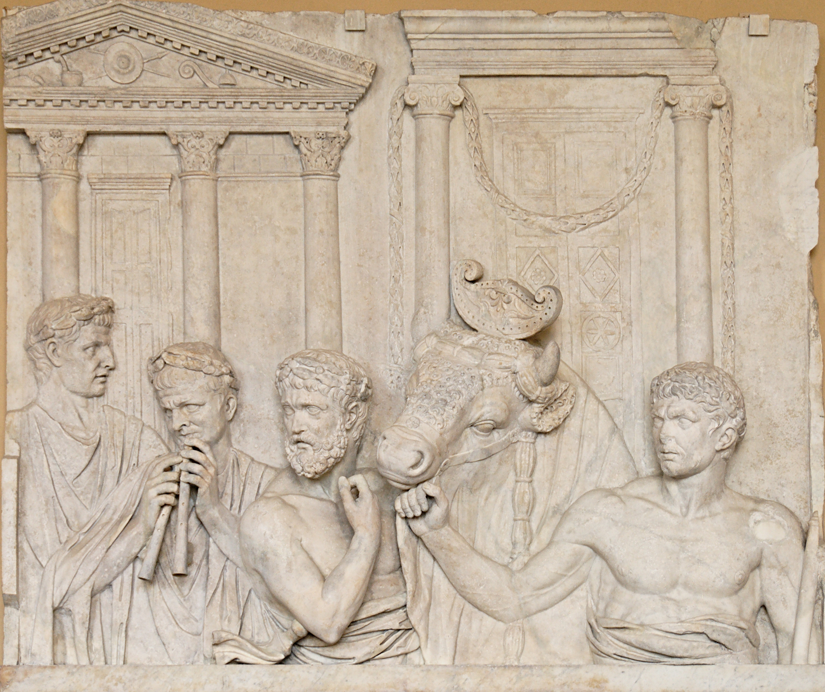 Image result for Ancient Greek and Roman sacrifice