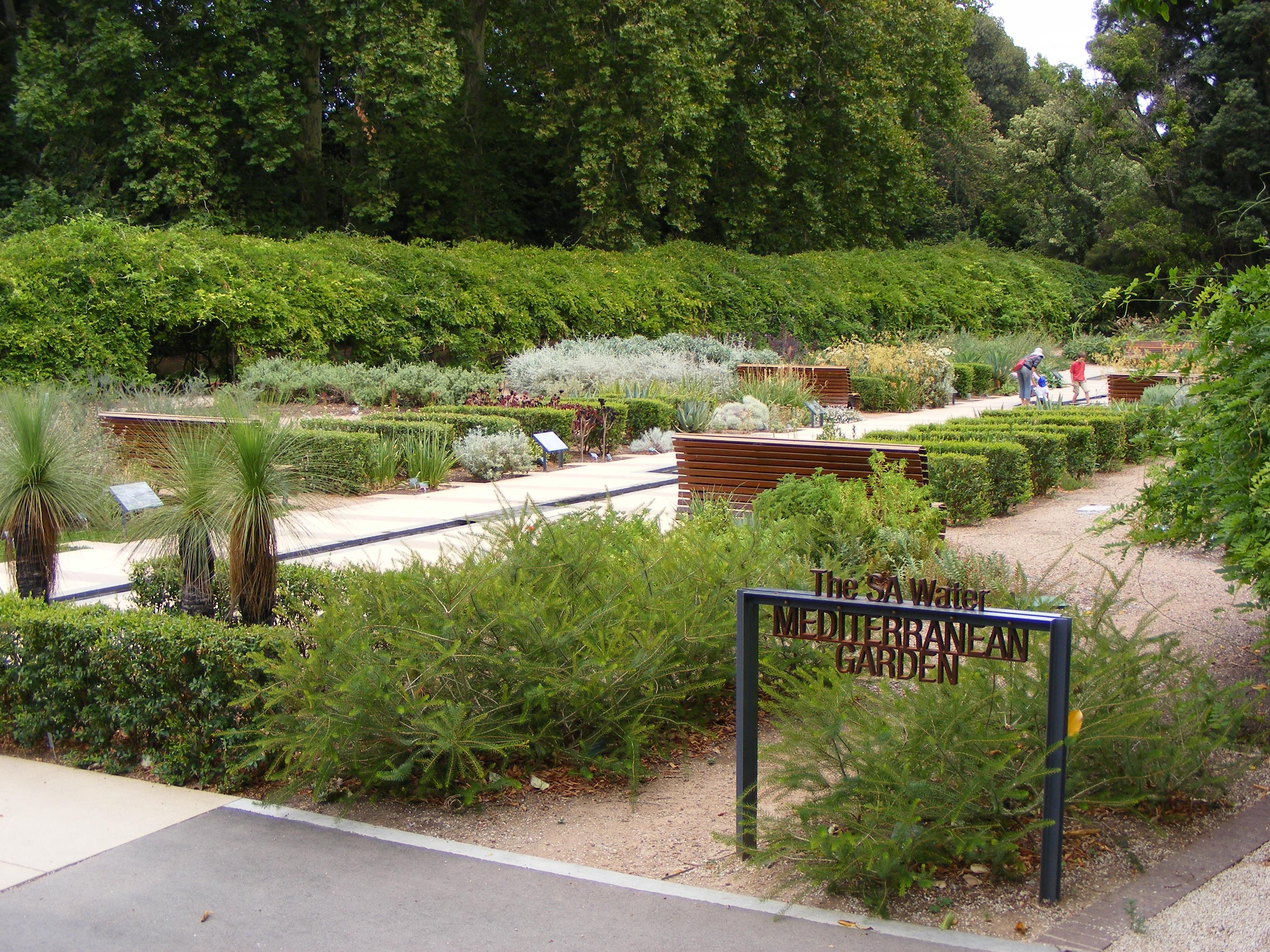 filesawater mediterranean garden botanic gardenjpg - Mediterranean Garden