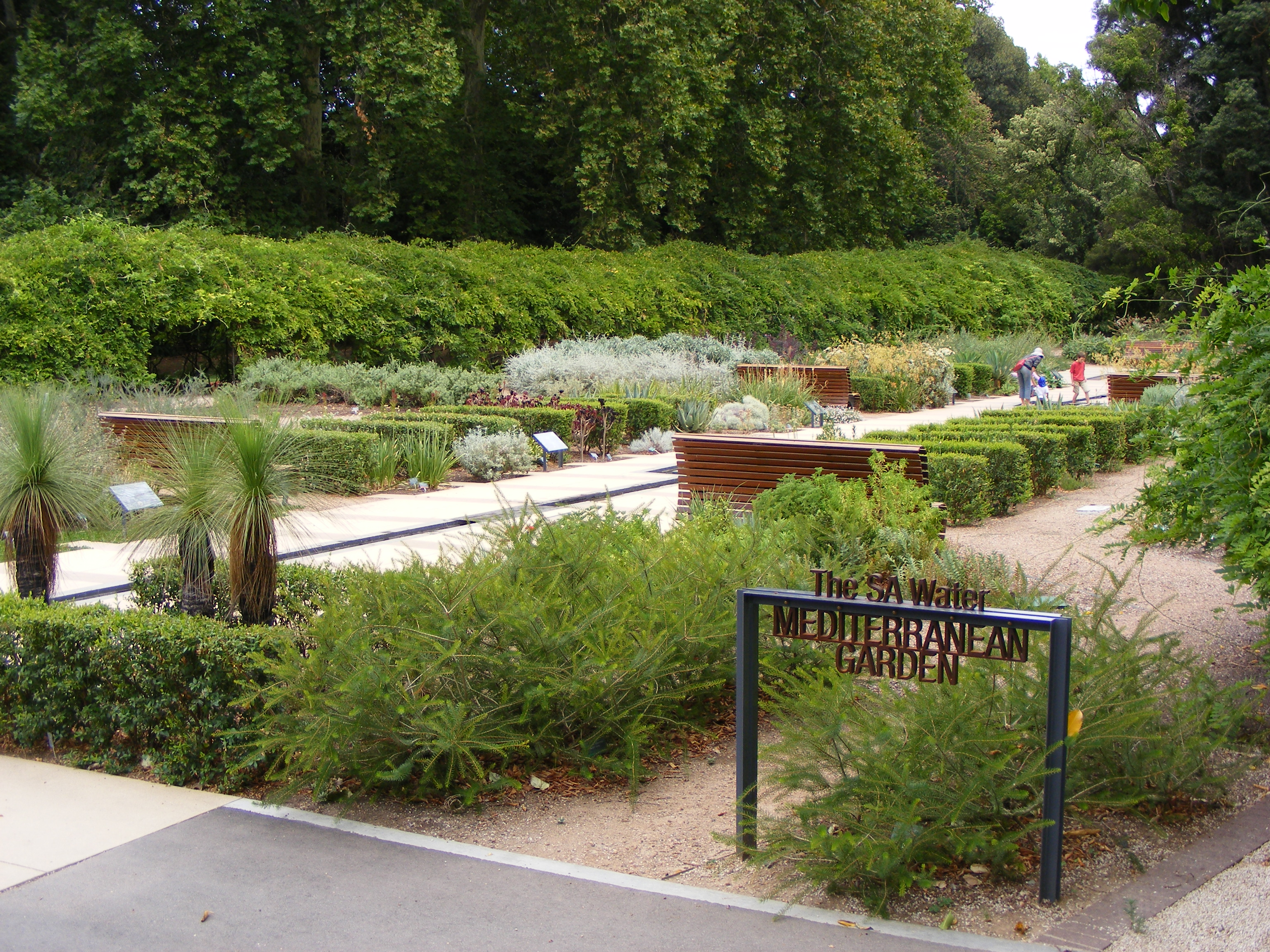 Garden Design Garden Design with How to create a Mediterranean