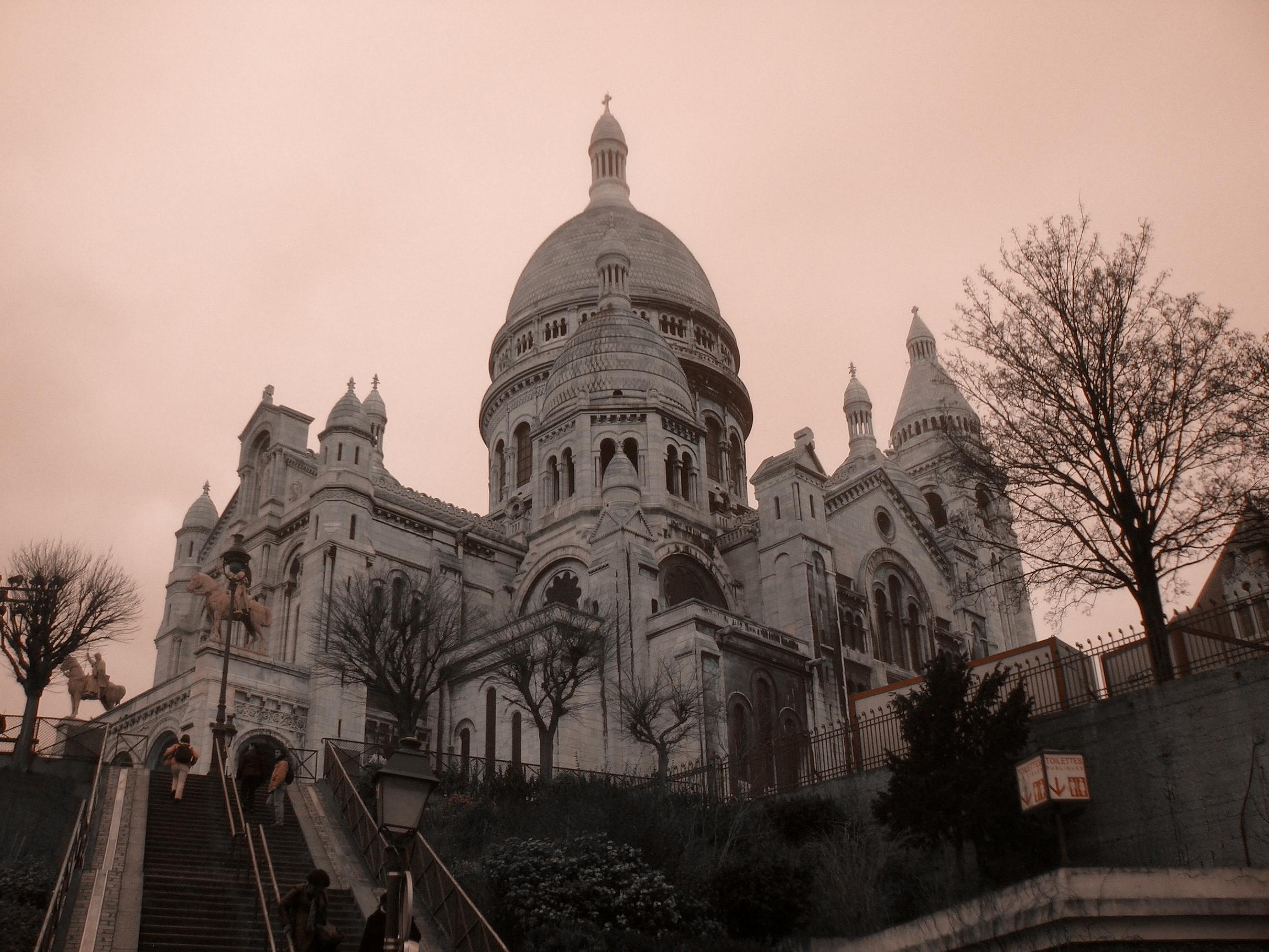 Sacred Heart basilica