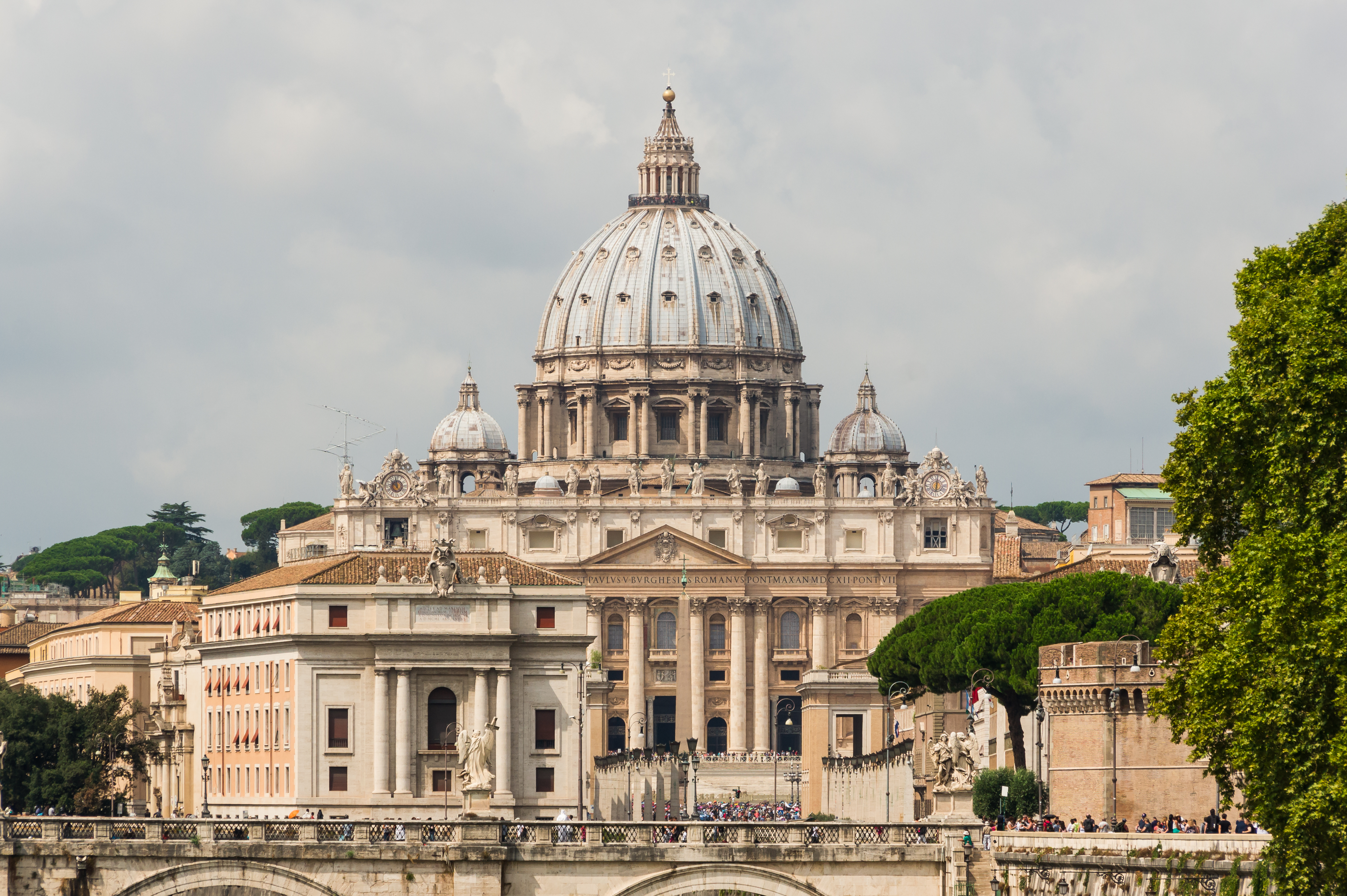 What Is The Coast Of Saint Peter S Basilica Building
