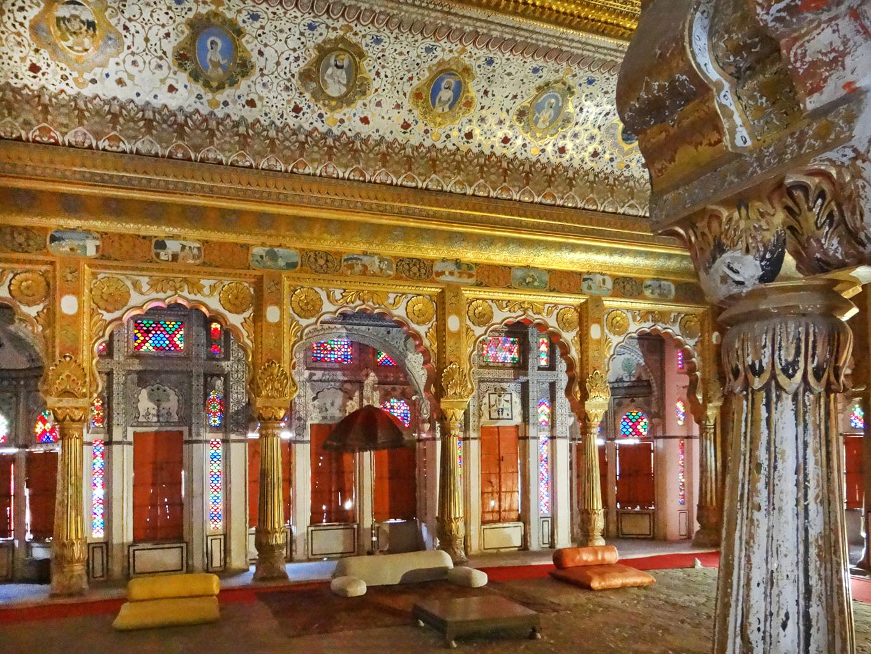 File salle daudience du palais fort meherangarh jodhpur Chambre style hindou
