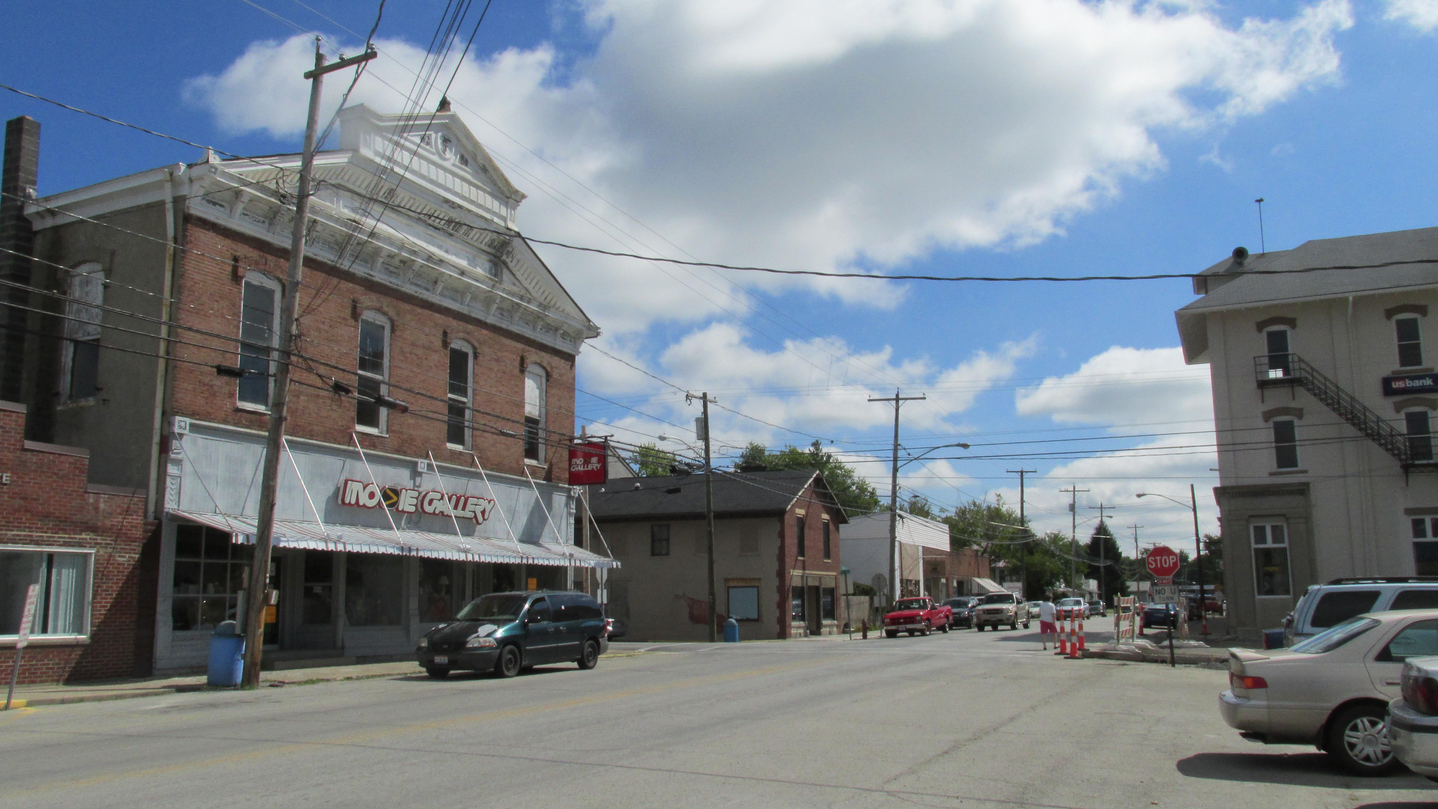 Ohio brown county sardinia - Ohio Brown County Sardinia 48