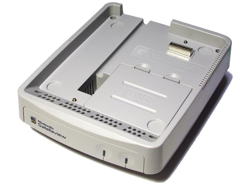 Topic sur la Super Famicom, le 1CHIP, etc. Satellaview