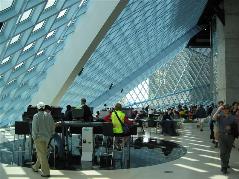 File:Seattle Public Library1.jpg - Wikimedia Commons