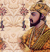 Shah Jahan, who commissionated the Taj Mahal