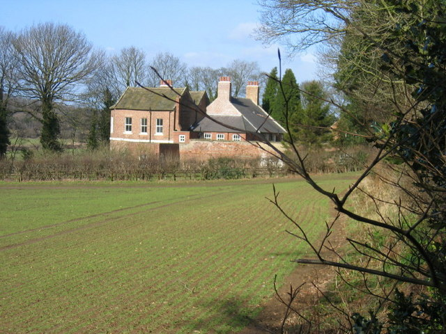 Shincliffe Hall - geograph.org.uk - 725728