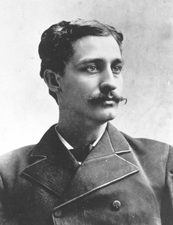 Benjamin F. Shively American politician