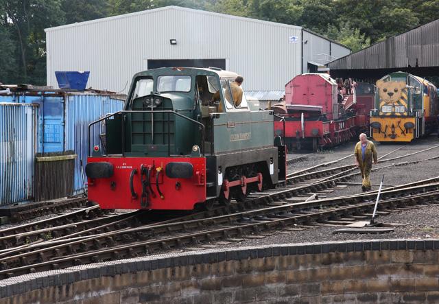 London Underground diesel locomotives