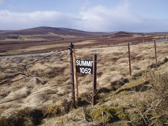 Sign on the Dava Way - geograph.org.uk - 1200925