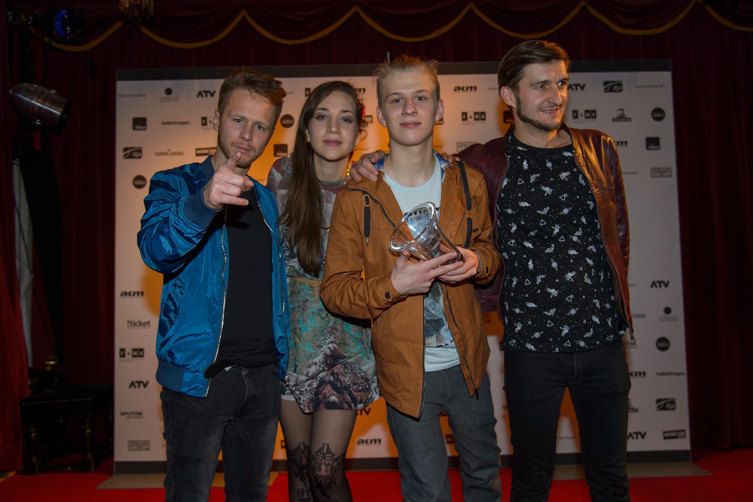 Songwriter des Jahres Amadeus Austrian Music Awards