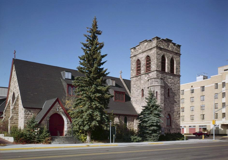 St Mark S Episcopal Church Cheyenne Wyoming Wikipedia