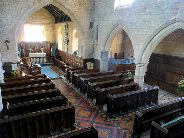 St. Michael's church, Buckland
