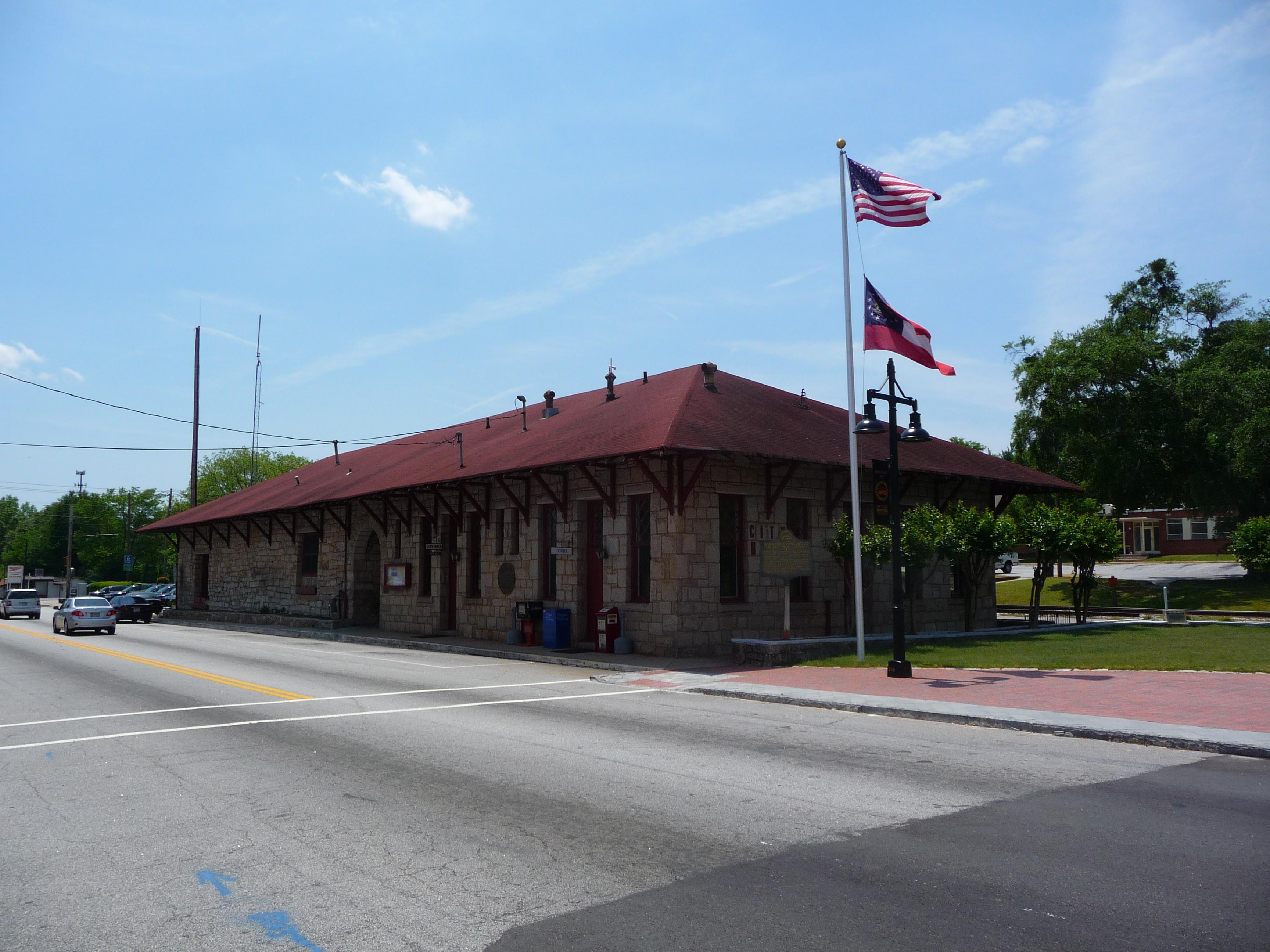 Conyers City Hall