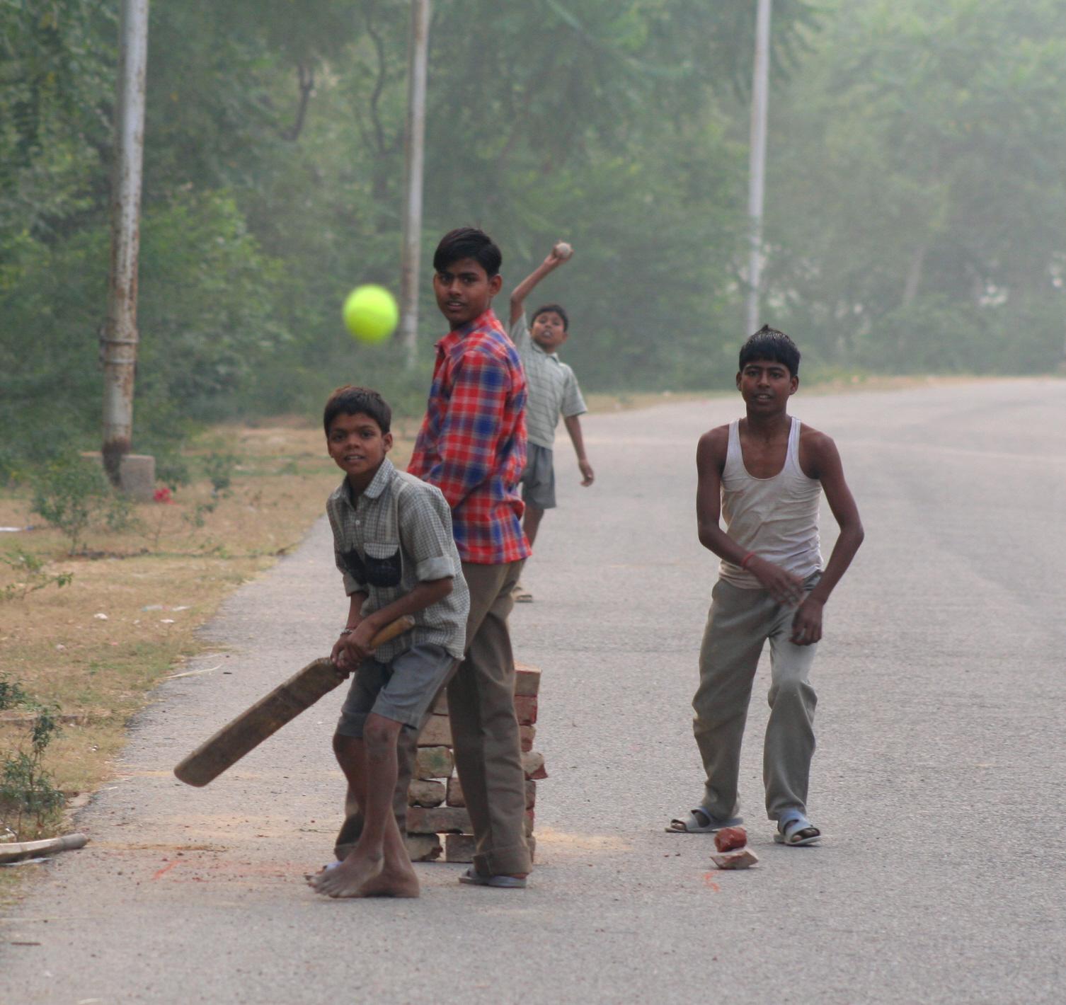 Light Tennis Ball Tournament