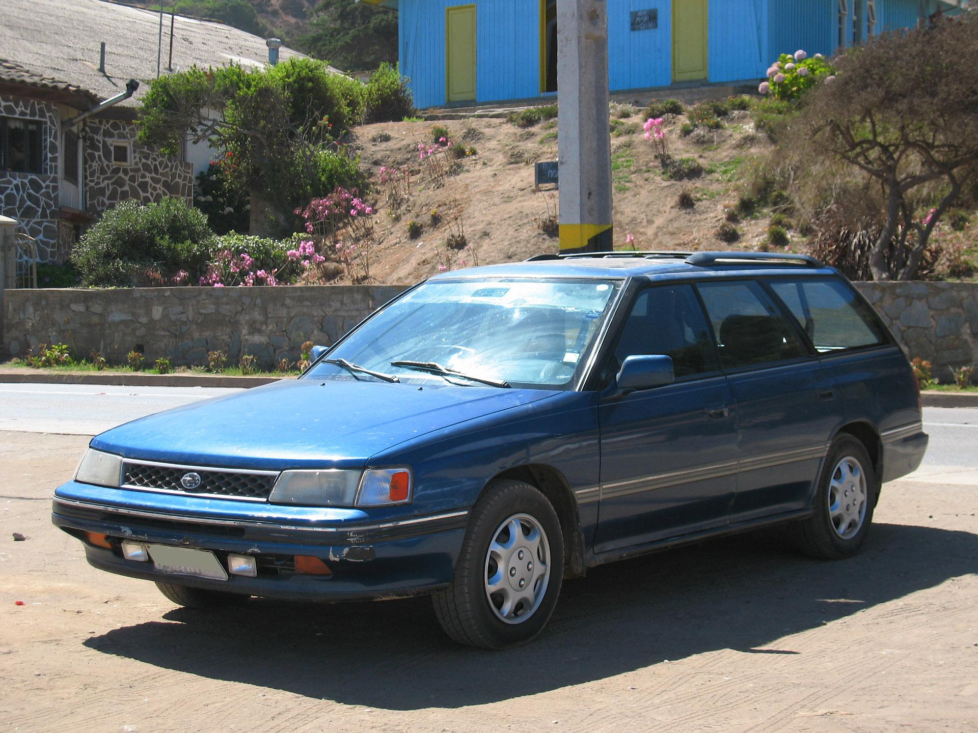 2018 Subaru Legacy Turbo >> 1990 Subaru Legacy Wagon For Sale | The Wagon