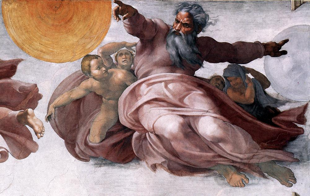 "the creation of man and the future of religion The future of religion richard rorty and gianni vattimo tual progress of man has consisted principally in the creation of an ""i"" that is larger."