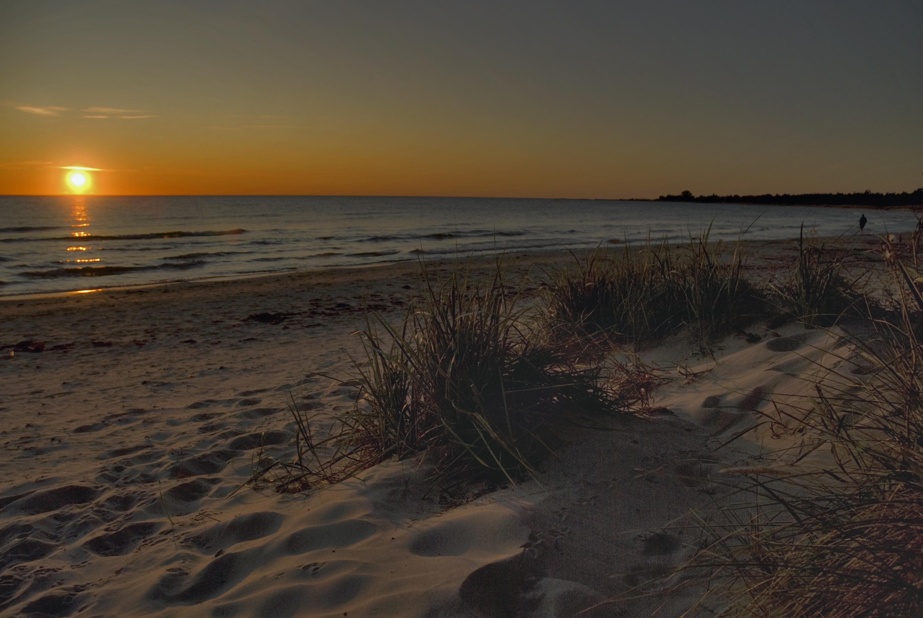 descriptive essay about sunset