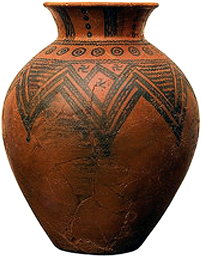fileswastika mark on pottery armenia history museumjpg