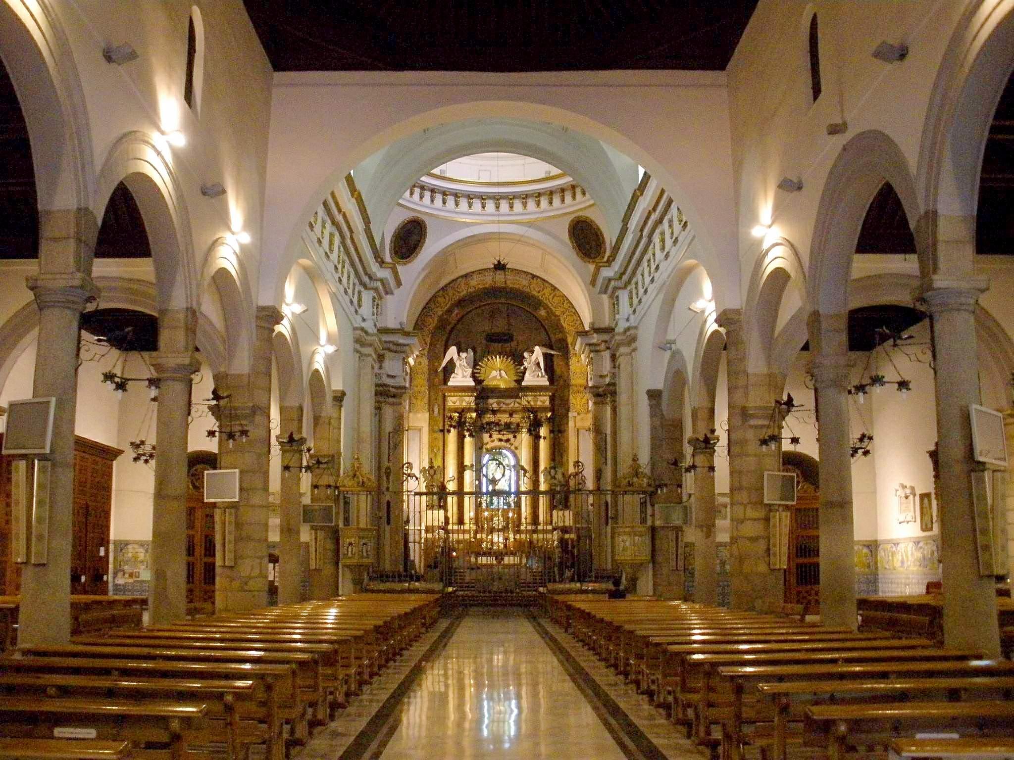 Azulejos Para Baños En Talavera Dela Reina:File:Talavera de la Reina – Basilica de Nuestra Señora del Prado 14
