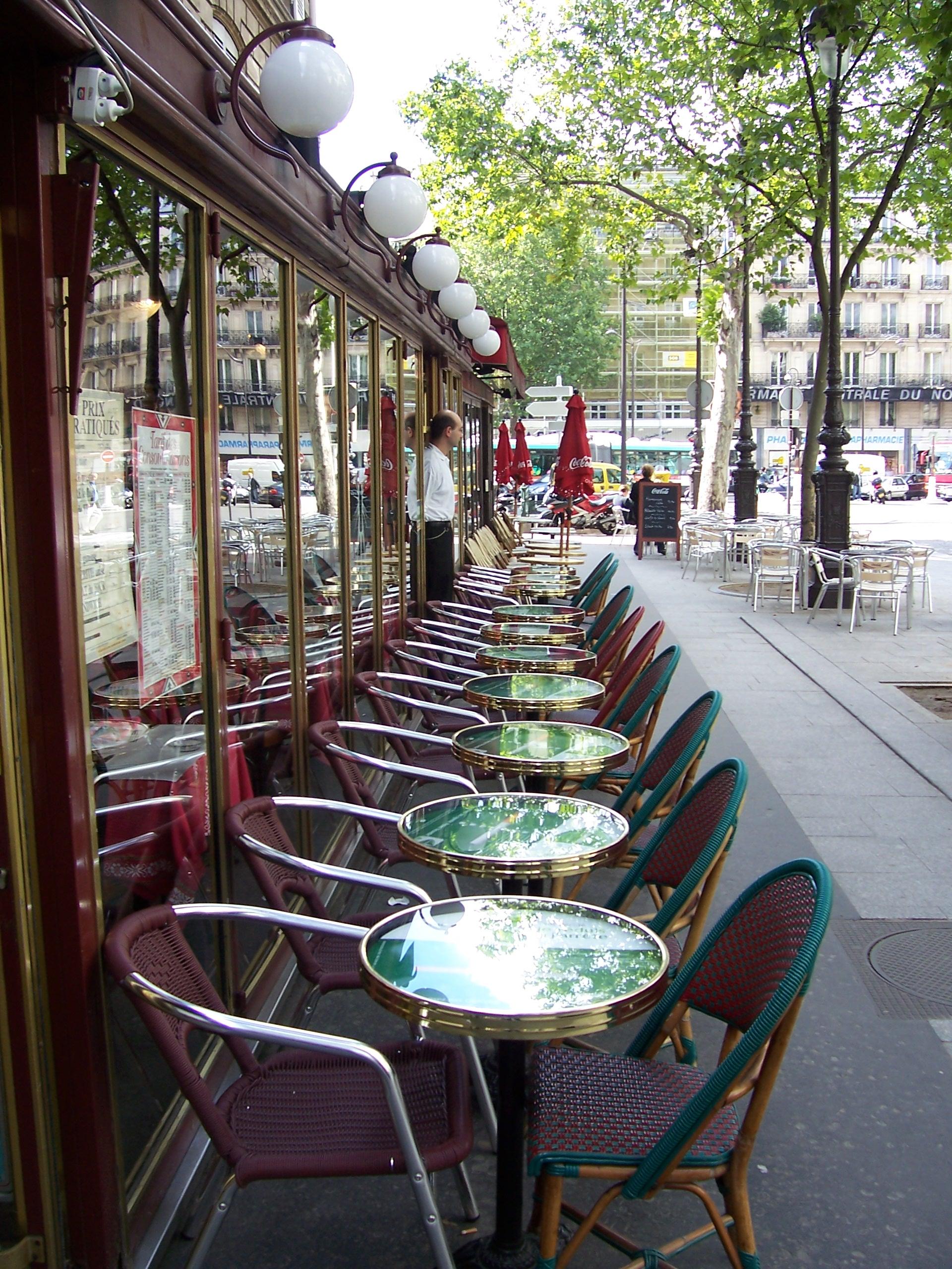 Fichier terrasse d 39 un caf de paris paul munhoven jpg wikip dia - Camif paris ...