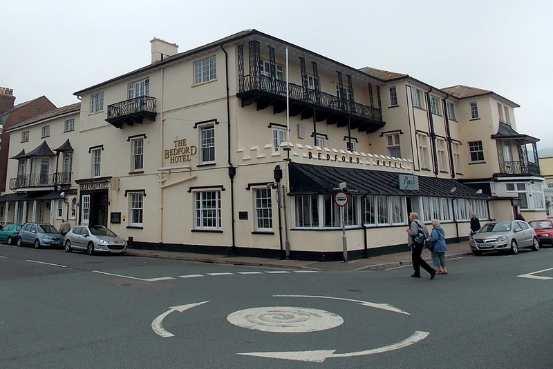 Bedford Hotel Sidmouth Parking