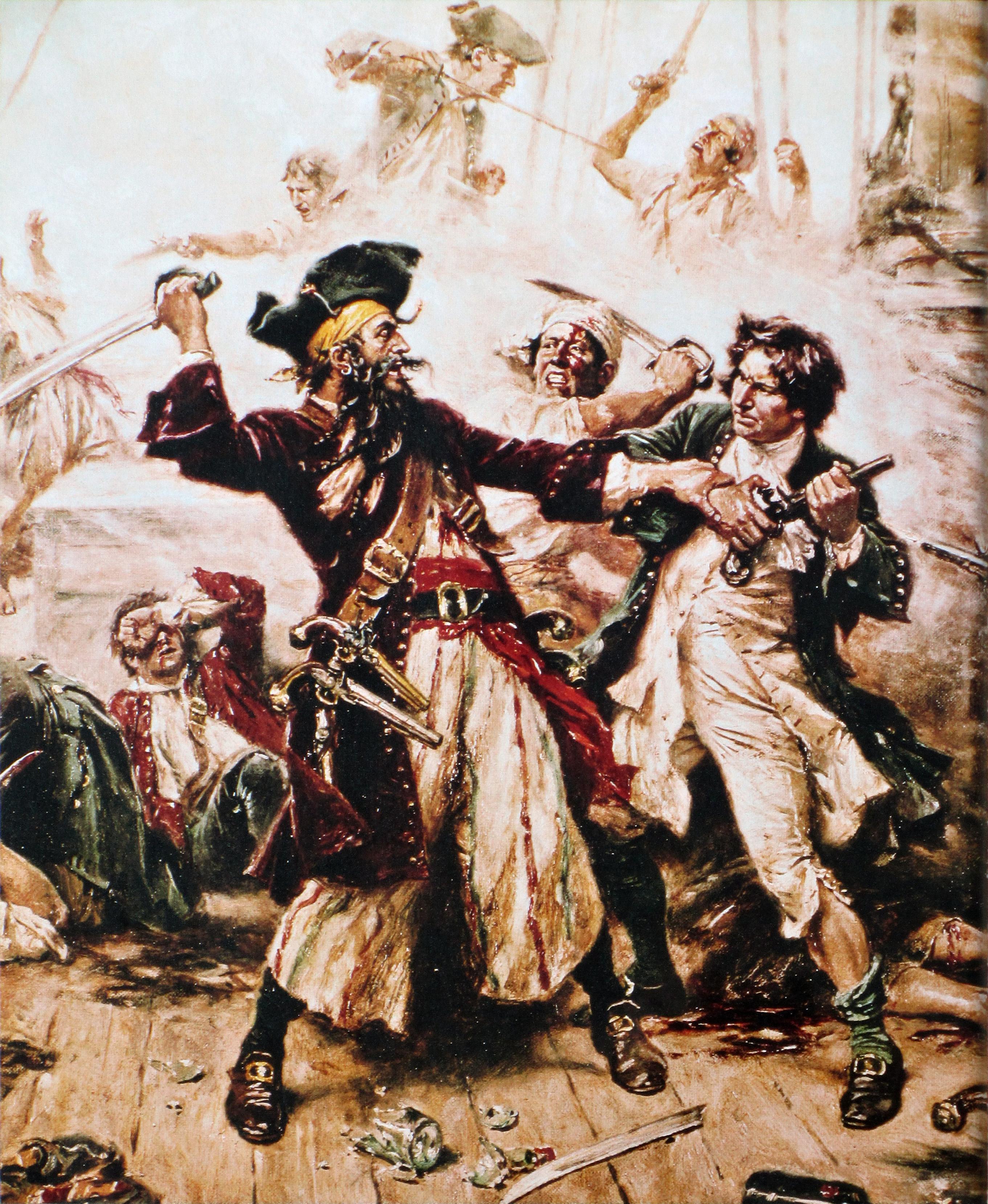 Caribbean Cruise Pirates