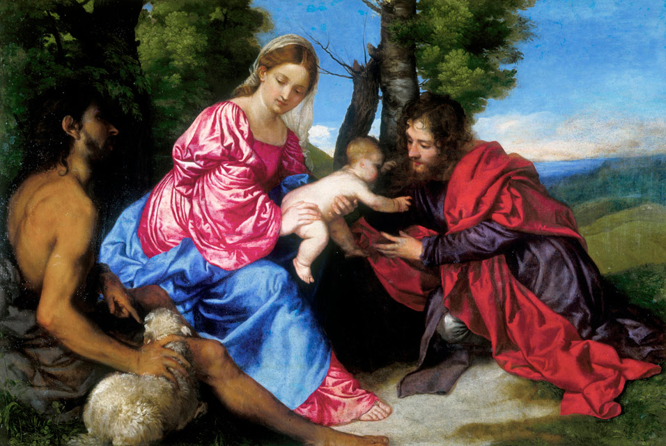 Art History News: Titian and the Golden Age of Venetian ...